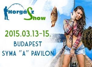 Horgászshow 2015