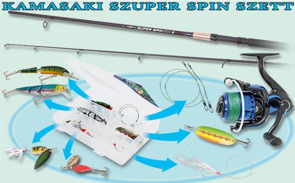KAMASAKI-SUPER-SPIN-SZETT