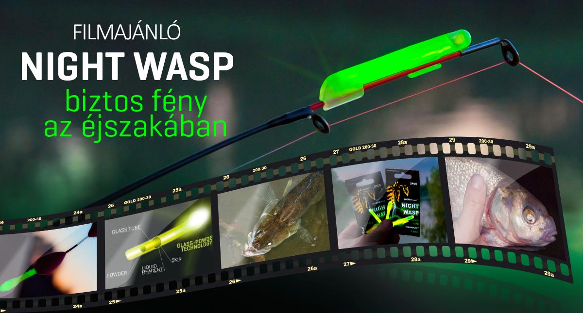 night wasp videó