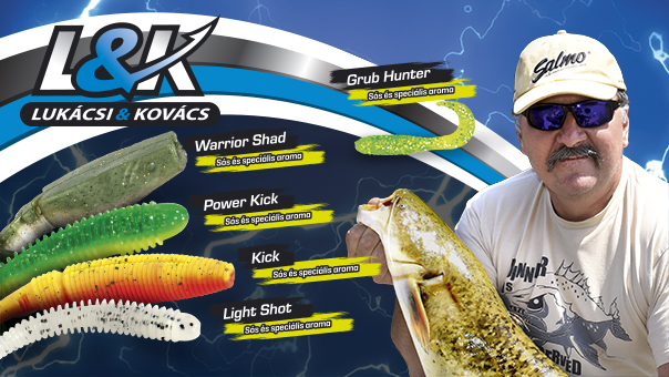 L&K soft lures
