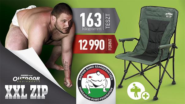 Carp Expert XXL Zip szék