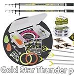 Párosan szép: Gold Star Thunder pontyozó szett