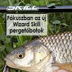 Fókuszban az új Wizard Skill pergetőbotok