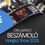 2018-as Horgászshow!