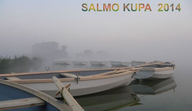 SALMO KUPA 2014