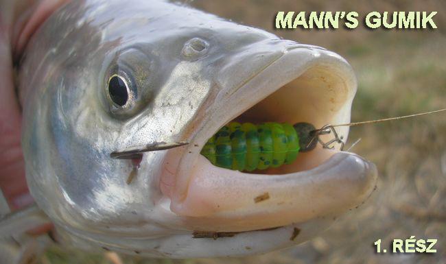 Plasztik favoritok: A Mann's gumik 1. rész