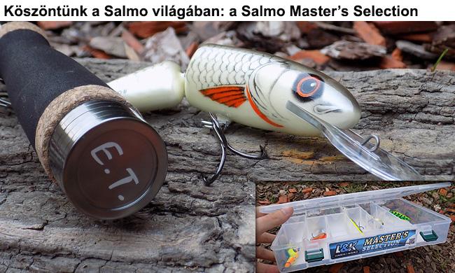 Köszöntünk a Salmo világában: a Salmo Masters Selection