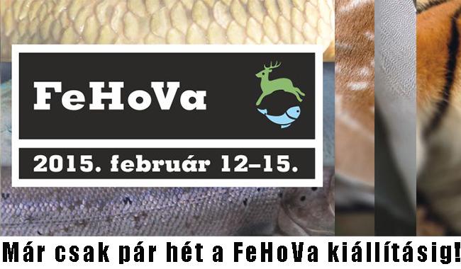 Már csak pár hét a FeHoVa kiállításig!