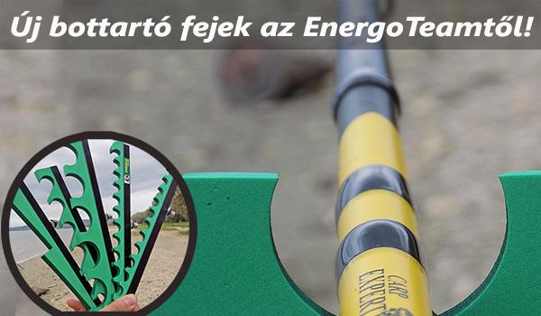 Új bottartó fejek az EnergoTeamtől!