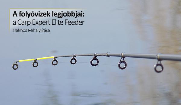 A folyóvizek legjobbjai: a Carp Expert Elite Feeder
