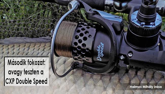 Második fokozat: avagy teszten a CXP Double Speed