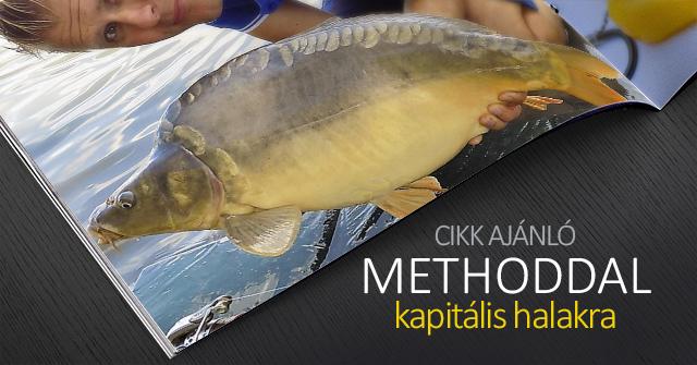 Methoddal kapitális halakra