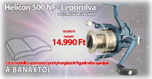 Banax Helicon 500 NF - Leporolva