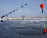 Csukák a jég alól